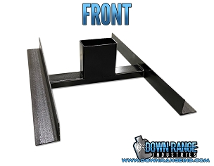 2x4 Steel Stand